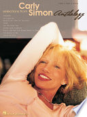 Selections from Carly Simon - Anthology (Songbook)