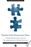 Puzzles Of The Democratic Peace
