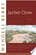 Jayber Crow Book Cover