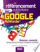 Le R  f  rencement Publicitaire avec Google AdWords