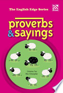 The English Edge Series  Proverbs   Sayings