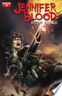 Jennifer Blood: Born Again #4 : herself under the watchful eye of the...