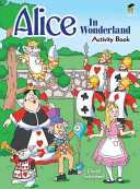 Alice in Wonderland Activity Book Book PDF
