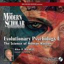 Evolutionary Psychology I Book PDF
