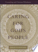 Caring For God S People