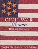 Civil War Women Of The War Between The