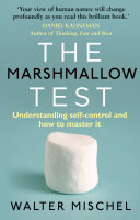 The Marshmallow Test Book Cover
