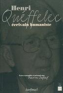 Henri Queff  lec    crivain humaniste