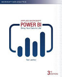Applied Microsoft Power Bi  3rd Edition   Bring Your Data to Life