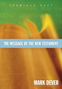 download ebook the message of the new testament (foreword by john macarthur) pdf epub