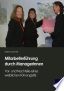 Mitarbeiterführung durch Managerinnen
