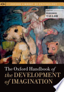 The Oxford Handbook Of The Development Of Imagination