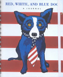 Red  White  and Blue Dog