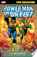 Power Man   Iron Fist Epic Collection