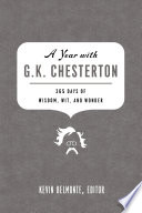 A Year with G  K  Chesterton