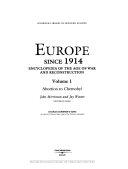 Europe Since 1914 Revolution To The European Union