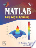 MATLAB  Easy Way of Learning