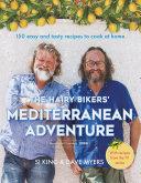 The Hairy Bikers  Mediterranean Adventure  TV tie in
