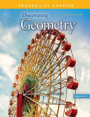 Discovering Geometry Probability Chapter 6 Year Access Card