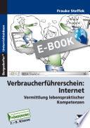 Verbraucherführerschein: Internet