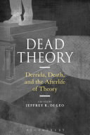 Dead Theory : so many of its leading lights,...