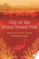 City of the Sharp Nosed Fish