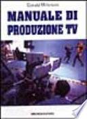 Manuale di produzione Tv