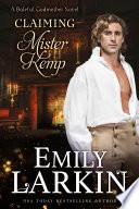Claiming Mister Kemp Pdf/ePub eBook