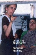 Detective Sentences