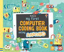 My First Computer Coding Book With Scratch Jr. : coding does - then shows...