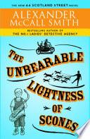 Book The Unbearable Lightness of Scones