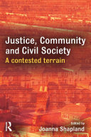 Justice, Community and Civil Society
