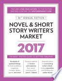 Novel Short Story Writer S Market 2017