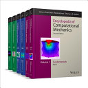 Encyclopedia of Computational Mechanics, 6 Volume Set