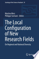 The Local Configuration of New Research Fields