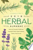 Llewellyn s 2016 Herbal Almanac