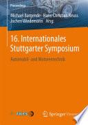 16. Internationales Stuttgarter Symposium