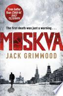 Moskva by Jack Grimwood