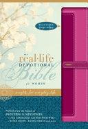 Real Life Devotional Bible for Women NIV