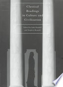 Classical Readings in Culture and Civilization