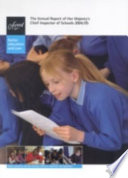 The Annual Report of Her Majesty s Chief Inspector of Schools 2004 05