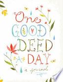 One Good Deed Pdf [Pdf/ePub] eBook