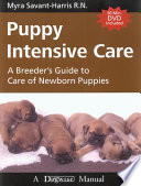 Puppy Intensive Care