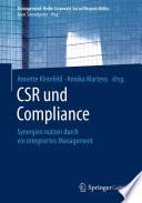 CSR und Compliance