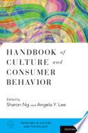 Handbook of Culture and Consumer Behavior