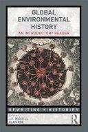 Global Environmental History
