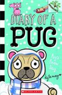 Pug S Snow Day