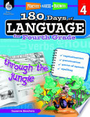180 Days of Language for Fourth Grade  Practice  Assess  Diagnose