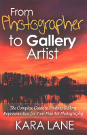 From Photographer to Gallery Artist