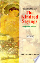 The Book of the Kindred Sayings  Sa   yutta nik  ya  Or Grouped Suttas  Kindred sayings with verses  Sag  tha vagga